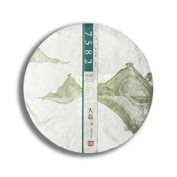 大益普洱茶 7582 (1401) - 马来西亚新山柔佛